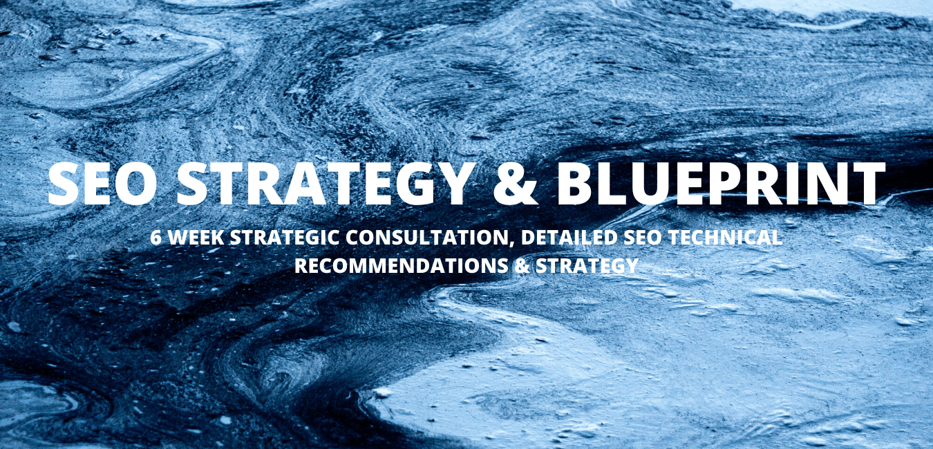 seo strategy blueprint